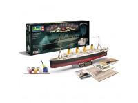 Revell 1/400 Gift Set centenario Titanic Modello in kit di Montaggio