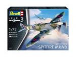 Revell 1/72 Supermarine Spitfire Mk.Vb Modello in kit di Montaggio