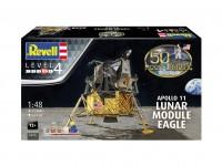 Revell 1/48 Apollo 11 Lunar Module Eagle Modello in kit di Montaggio