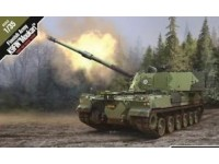 """ACADEMY 1/35 Finnish Army K9FIN """"Moukari"""" MODELLO IN KIT DI MONTAGGIO"""