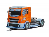 Scalextric 1/32 Gulf Racing Truck Modellino Slot Car