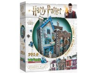 Wrebbit Harry Potter Ollivander's Wand Shop & Scribbulus modello in puzzle 3D