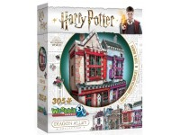 Wrebbit Harry Potter Quality Quidditch Supplies and Slug & Jiggers modello in puzzle 3D