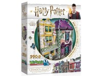 Wrebbit Harry Potter Madam Malkin's & Florean Fortescue's Ice Cream modello in puzzle 3D