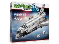 Wrebbit Space Shuttle Orbiter modello in puzzle 3D