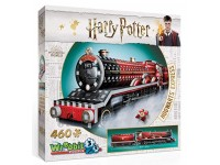 Wrebbit Harry Potter Hogwarts Express modello in puzzle 3D