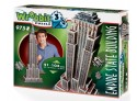Wrebbit Empire State Building modello in puzzle 3D