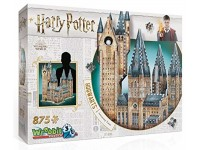 Wrebbit Harry Potter Hogwarts Astronomy Tower modello in puzzle 3D