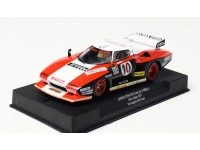 Lancia stratos turbo Pirelli n.10 giro d'Italia 1977 Sideways Slot Cars