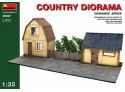 MINIART 1/35 COUNTRY DIORAMA KIT MODELLISMO MILITARE