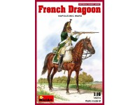 MINIART 1/16 DRAGONE FRANCESE KIT FIGURINO IN PLASTICA
