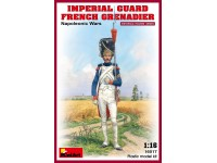 MINIART 1/16 GUARDIA IMPERIALE FRANCESE KIT FIGURINO IN PLASTICA