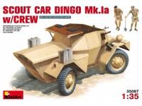 MINIART 1/35 DINGO Mk.1a KIT MODELLISMO MILITARE
