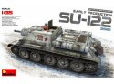 MINIART 1/35 SU-122 Early Production KIT MODELLISMO MILITARE