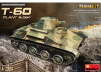 MINIART 1/35 T-60. Plant n. 264 KIT MODELLISMO MILITARE