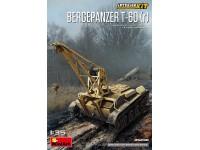 MINIART 1/35 BERGEPANZER T-60 ( r ) SCATOLA DI MONTAGGIO