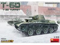 MINIART 1/35 T-60 (T-30 Turret) SCATOLA DI MONTAGGIO