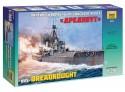 ZVEZDA 1/350 HMS DREADNOUGHT MODELLO IN KIT DI MONTAGGIO