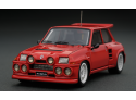 Headliner 1/43 Renault 5 MAXI turbo rossa modellino
