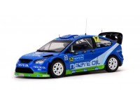 Sun Star 1/18 Ford Focus RS WRC08 n.12 rally Finlandia 2010 modellino