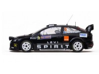 Sun Star 1/18 Ford Focus RS WRC08 n.5 rally di Svezia 2010 modellino