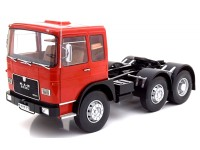 ROAD KINGS 1/18 MOTRICE MAN 16304 F7 1972 ROSSA MODELLINO