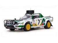 Sun Star 1/18 Lancia Stratos HF n.7 Safari Rally 1977 modellino