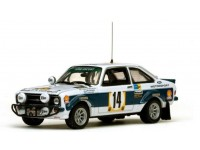 Vitesse 1/43 Ford escort RS 1800 n.14 Safari Rally 1977 modellino