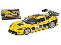 MINICHAMPS 1/43 CORVETTE Z06.R GT3 CALLAWAY COMPETITION ADAC GT MASTERS 2011 MODELLINO