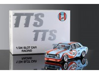 BRM Ford Escort MkI Gulf Team n.206 Slot Car 1/24