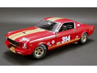 ACME 1/18 Shelby GT350H N.314 1966 Rent A Racer modellino