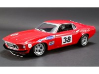 ACME 1/18 Ford Boss 302 Trans Am Mustang 1969 modellino apribile