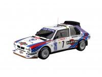 Beemax 1/24 Lancia S4 Rally Monte Carlo 1986 scatola di montaggio