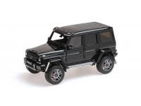 ALMOST REAL 1/43 MERCEDES BENZ G500 4×4² NERO MODELLINO