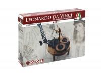 Italeri orologio a pendolo volante di Leonardo Da Vinci modello da montare