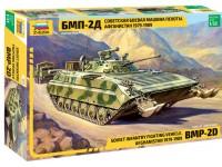 ZVEZDA 1/35 BMP-2E MODELLO IN KIT DI MONTAGGIO