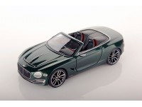 Looksmart 1/43 Bentley EXP 12 Speed 6e verde modellino