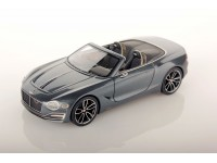 Looksmart 1/43 Bentley EXP 12 Speed 6e thunder color modellino