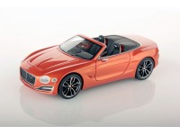 Looksmart 1/43 Bentley EXP 12 Speed 6e Orange Flame modellino