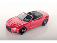 Looksmart 1/43 Bentley EXP 12 Speed 6e St. James Red modellino