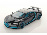 Looksmart 1/43 Bugatti Chiron ZERO – 400 – ZERO Rear wing up modellino
