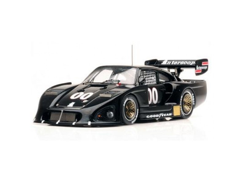 TSM MODEL MODELLINO AUTO 1:18 PORSCHE 935 K4 n.00 1980 INTERSCOPE RACING