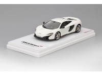 TSM MODEL MODELLINO AUTO 1:43 McLAREN 650 S COUPE' WHITE 2015