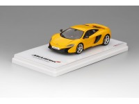 TSM MODEL 1/43 McLAREN 650 S COUPE' VOLCANO YELLOW 2015 MODELLINO