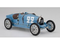 CMC 1/18 Bugatti T35 Nation Color Project France 1924 modellino