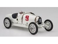 CMC 1/18 Bugatti T35 Nation Color Project Germany 1924 modellino