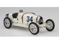 CMC 1/18 Bugatti T35 Nation Color Project USA 1924 modellino