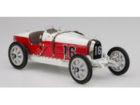 CMC 1/18 Bugatti T35 Nation Color Project Monaco 1924 modellino