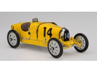 CMC 1/18 Bugatti T35 Nation Color Project Belgium 1924 modellino