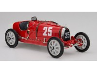 CMC 1/18 Bugatti T35 Nation Color Project Portual 1924 modellino